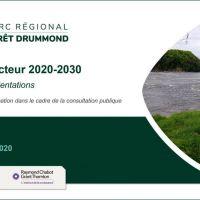 Plan directeur 2020-2021