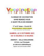 Clinique de vaccination