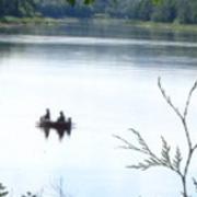 Vue de la rivière St-François