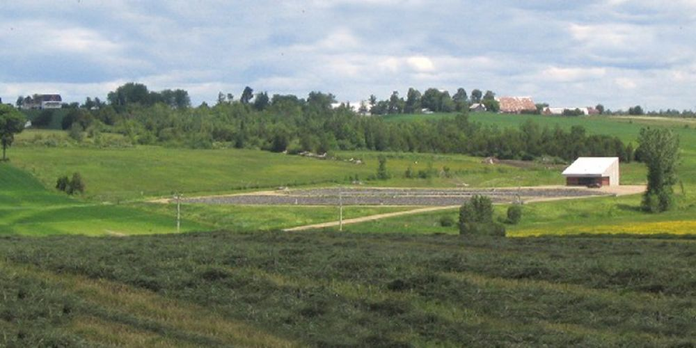 Station d'épuration de St-Félix-de-Kingsey