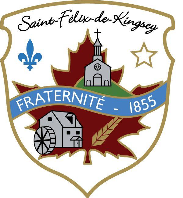 Logo St-Félix-de-Kingsey